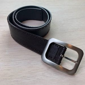 Cole Haan | leather belt | XS